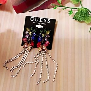 Guess Gemstones earrings
